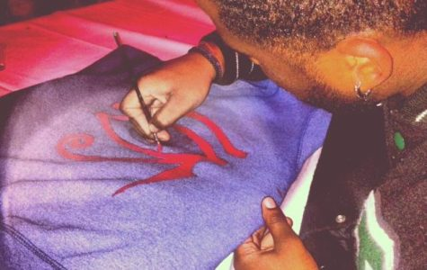 Don't Sweat It: Artist Nashuan Lemay Has Plans for Your Hoodie