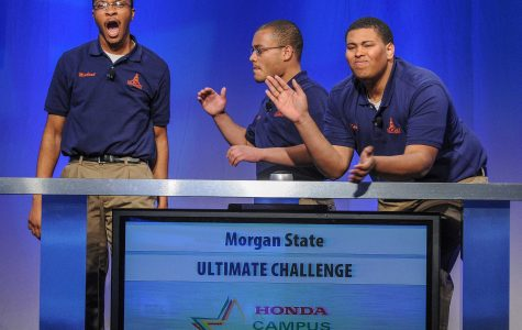 Morgan State Academic Team Gains Second Consecutive Honda Campus All-Star Championship