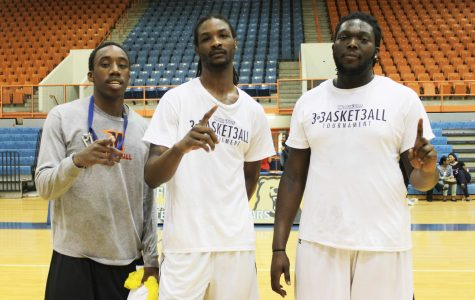 Morgan Hosts Red Bull 3 on 3 Tournament