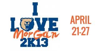 The Rundown on the I Love Morgan Week Events