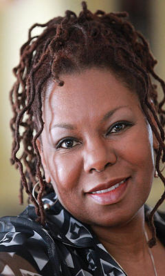 Morgan theatre professor Deletta Gillespie organizes