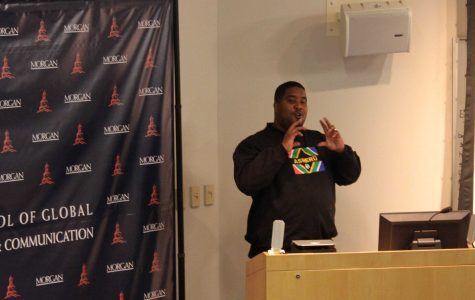 Hip Hop Veterans Drop Knowledge to Morgan Students