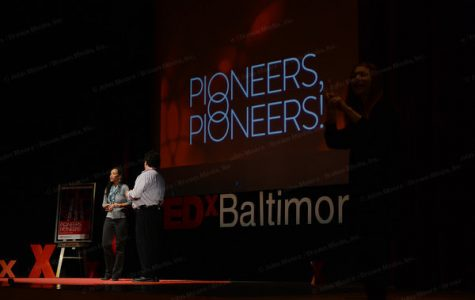 'Pioneers' Share Secrets at Morgan TEDx Talks