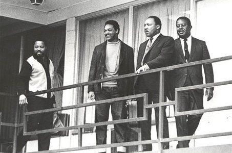 Anniversary of MLK's Death Reveals Generational Divide