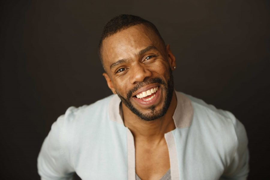 Playwright Colman Domingo