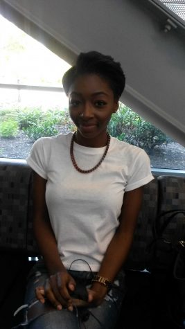 Rodania Joseph is a sophomore with an undeclared major. Ive had a pretty boring summer, she says. Nothing good or bad happened.