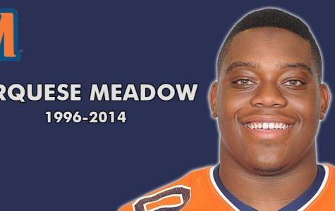 Morgan Community Honors Fallen Football Player