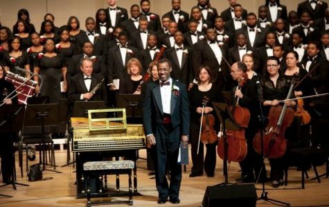 Morgan State Choir to Perform at Bicentennial