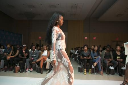 Morgan Models Make a Stride at Homecoming Show