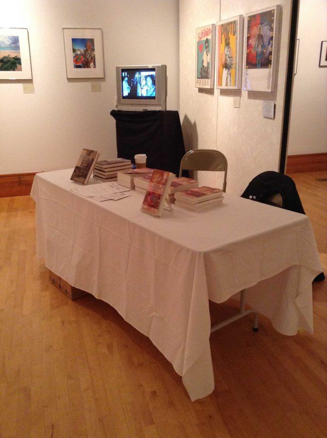 Award Winning Author Discusses New Book at Morgan
