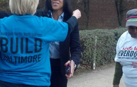 Marilyn Mosby Visits Northwood Elementary