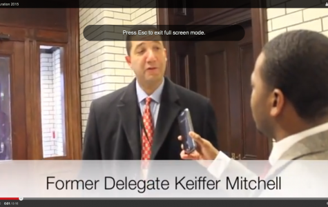 Former Del. Keiffer Mitchell