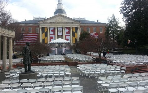 The Stage is Set in the Capital: Gov. Elect Larry Hogan's Inauguration is Hours Away