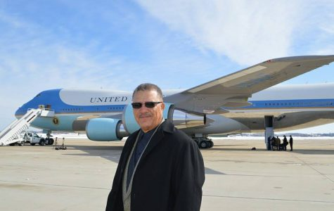 SGJC Dean Travels to Selma with President Obama