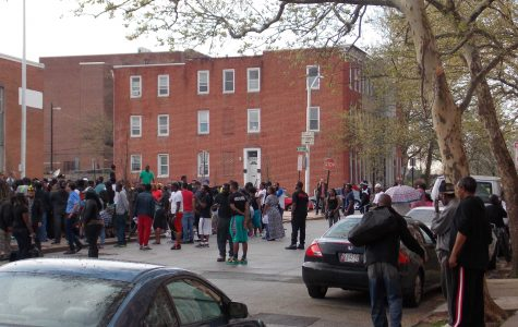 Baltimore Residents Demand Answers for Freddie Gray's Death