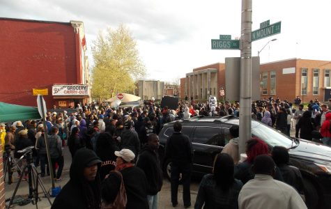Western District Police Station protested again amidst rising tensions
