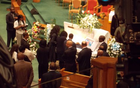 Freddie Gray's funeral draws thousands from all over