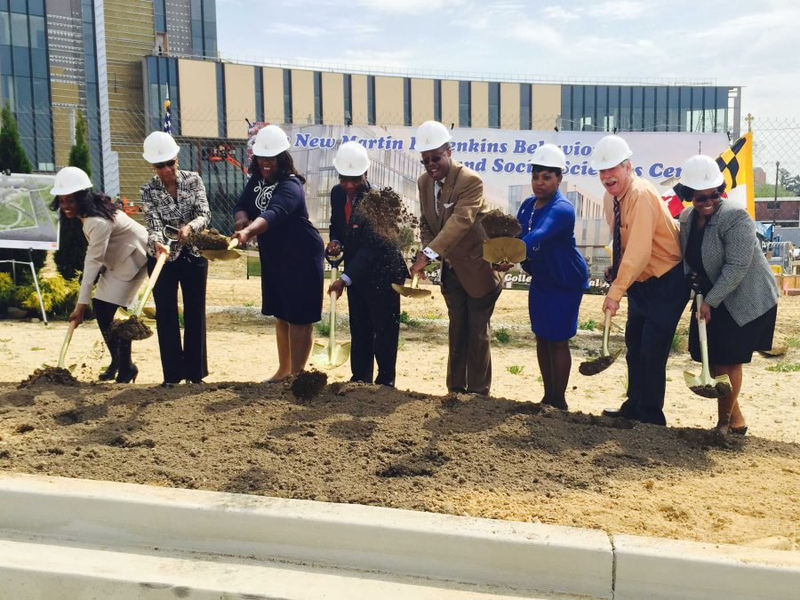 Morgan State celebrates breaking ground on new building