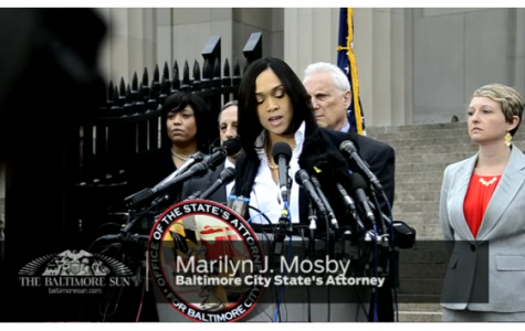 Morgan State reacts to officers' charges in Freddie Gray case