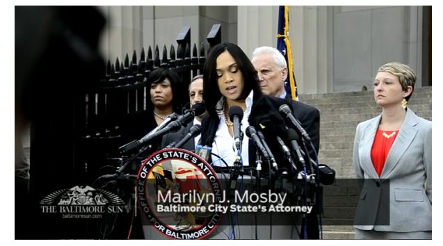 Morgan State reacts to officers charges in Freddie Gray case