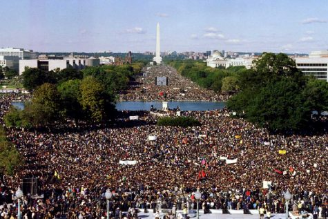 Million Man March: Getting With the Times