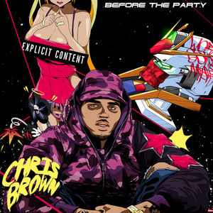 Chris Browns 34-track mixtape for the fans