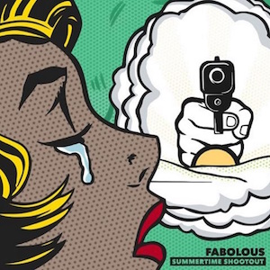 Fabolous latest holiday project