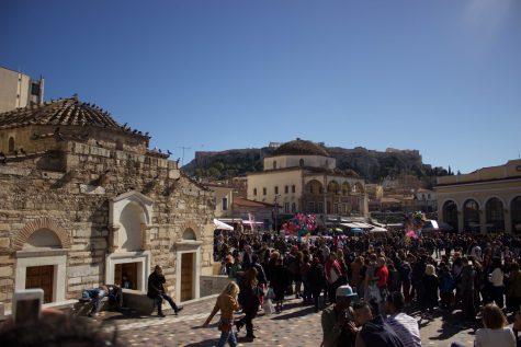 Postcard From Greece!