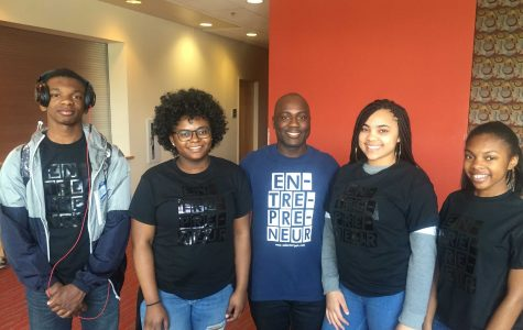 Students gained entrepreneurship experience at annual Eyecon Conference