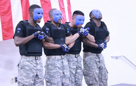 The National Society of Pershing Rifles Probate 2016