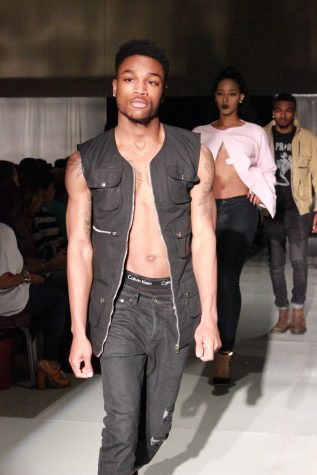 Images from Fashion at Morgans Tour de Force show on Saturday. Photos by Terry Wright.