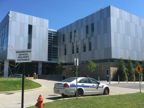 Body found in CBEIS Building