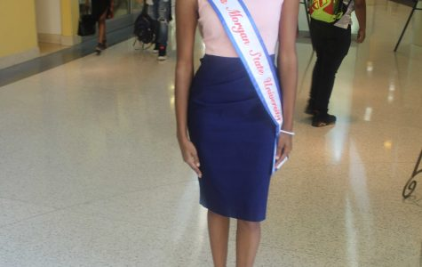 Getting to know the new Miss Morgan