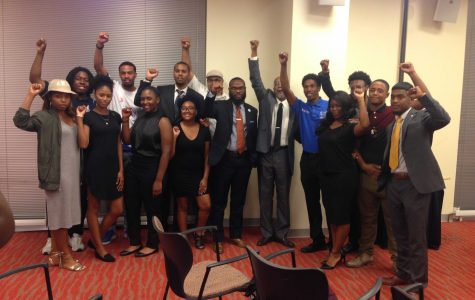 Green Party candidate visits Morgan State