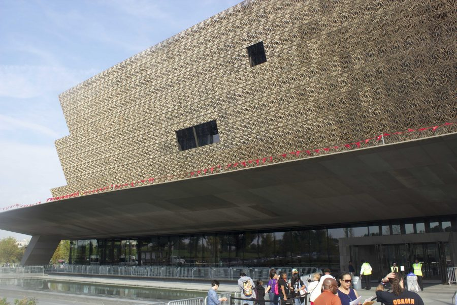 Morgan State visits the NMAAHC!