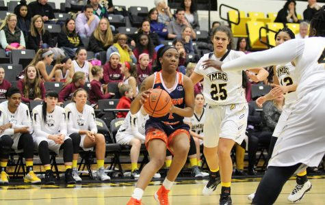 Lady Bears snap losing streak against UMBC