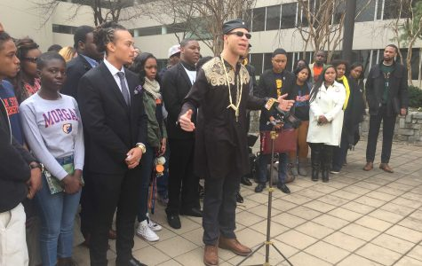 HBCU students make presence known at coalition lawsuit conclusion
