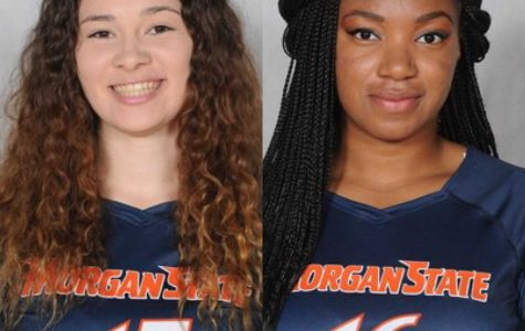 Four years of excellence on and off the court for two Lady Bear Seniors