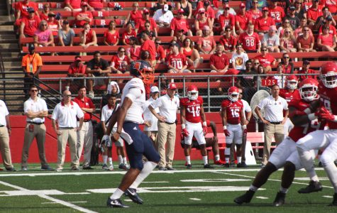 Lookbook: A look at the Morgan State Bears versus Rutgers