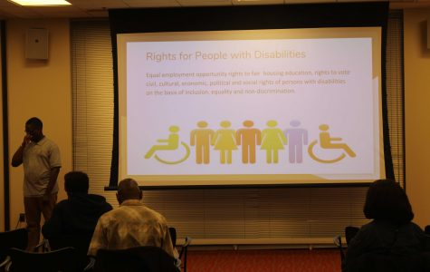 Bringing disability awareness to Morgan State University