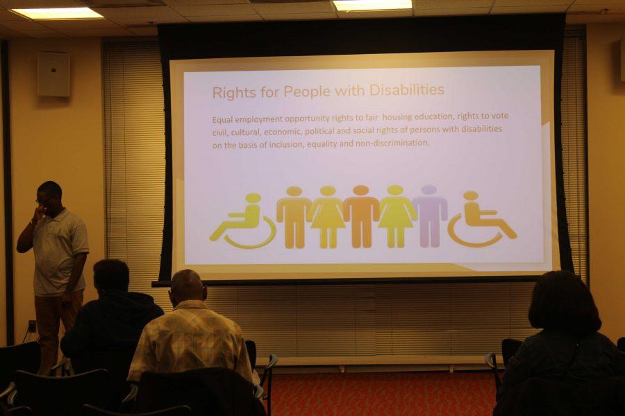 Bringing disability awareness to Morgan State University