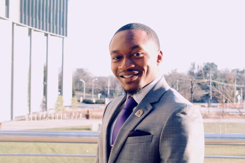 Morgan State Senior Runs for District Central Committee