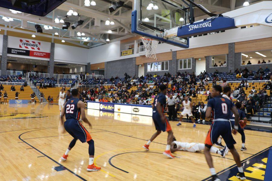 Men's Basketball Winter Recap
