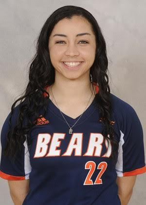 Lady Bears Softball Player Swings into Game Change Mode