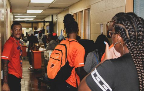 Morgan's Largest Freshman Class Experiences Housing Crisis
