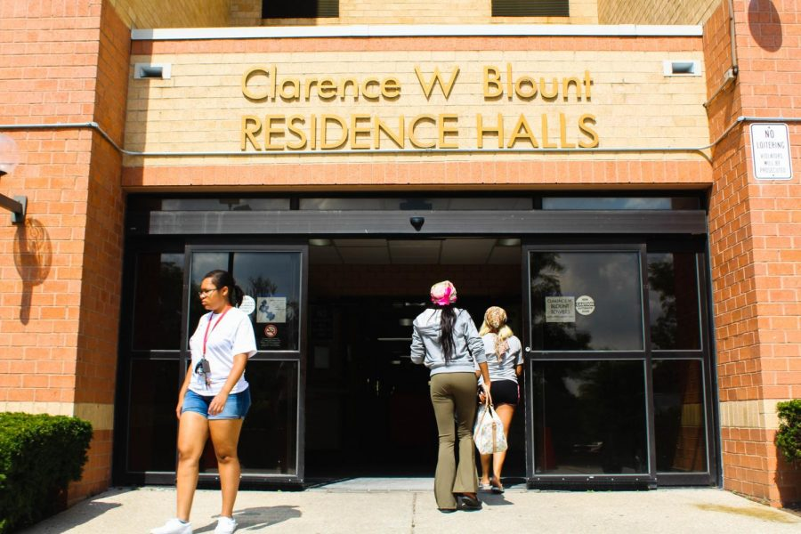 Office of Residence Life and Housing suspends all housing check-outs
