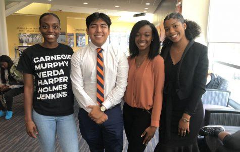 SGA reveals winners of freshman elections