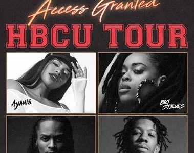Atlantic Records HBCU Tour will begin at Morgan State University