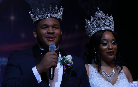 2018 Mr. & Miss Morgan State University Coronation