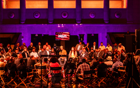 OZY Media begins a new television series with 100 Black men in Baltimore